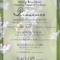 can can wine dinner